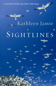 Sightlines by Kathleen Jamie book cover