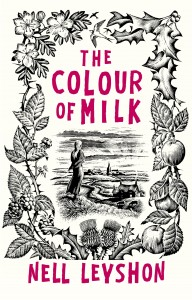 The Colour of Milk by Nell Leyshon book cover