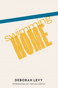 Swimming Home by Deborah Levy book cover