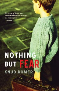 Nothing But Fear by Knud Romer book cover