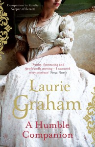 A Humble Companion by Laurie Graham book cover