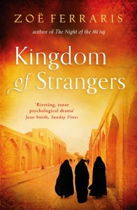 Kingdom of Strangers by Zoe Ferraris book cover