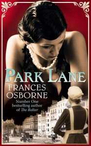 Park Lane by Frances Osborne book cover