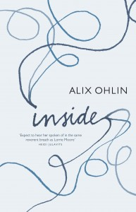 Inside by Alix Ohlin book cover