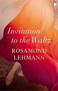 Invitation to the Waltz by Rosamond Lehmann book cover