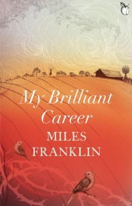 My Brilliant Career by Miles Franklin book cover