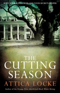 The Cutting Season by Attica Locke book cover