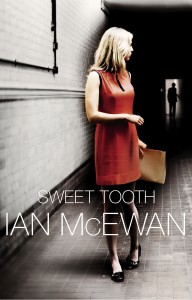 Sweet Tooth by Ian McEwan book cover