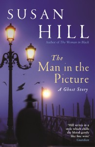The Man in the Picture by Susan Hill book cover