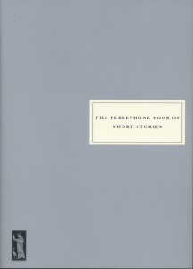 The Persephone Book of Short Stories book cover