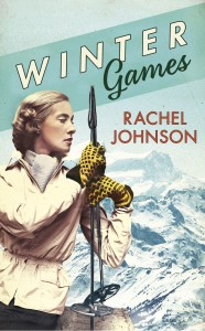 Winter Games by Rachel Johnson book cover