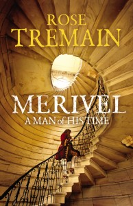 Merivel by Rose Tremain book cover