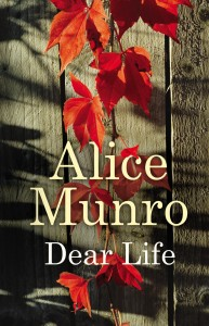 Dear Life by Alice Munro book cover