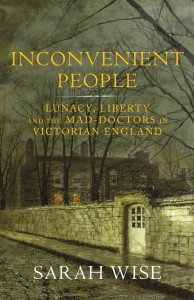 Inconvenient People by Sarah Wise book cover