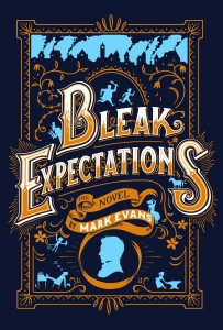 Bleak Expectations by Sir Philip Bin book cover