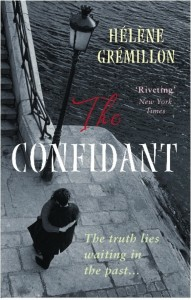 The Confidant by Hélène Grémillon book cover