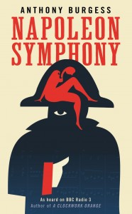 Napoleon Symphony by Anthony Burgess book cover