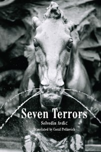 Seven Terrors by Selvedin Avdic book cover