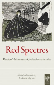 Red Spectres book cover