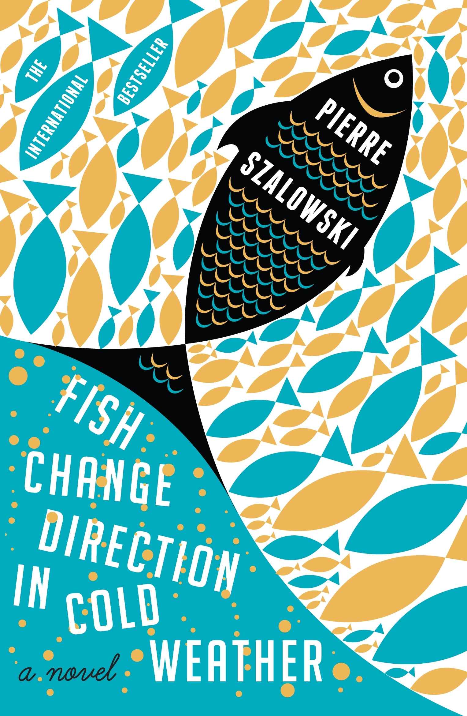 Fish change direction in cold weather by pierre szalowski for Fishpond books