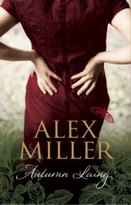 Autumn Laing by Alex Miller book cover
