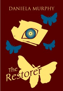The Restorer by Daniela Murphy book cover