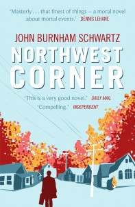 Northwest Corner by John Burnham Schwartz book cover