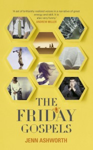 The Friday Gospels by Jenn Ashworth book cover
