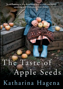 The Taste of Apple Seeds by Katharina Hagena book cover