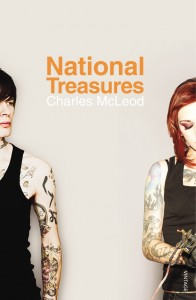 National Treasures by Charles McLeod book cover