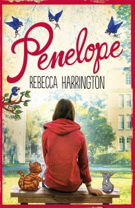 Penelope by Rebecca Harrington book cover