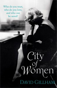 City of Women by David Gillham  book cover