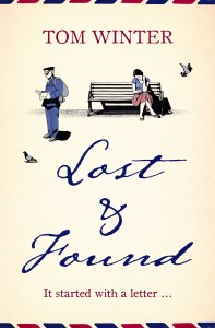 Lost & Found by Tom Winter book cover