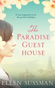 The Paradise Guesthouse by Ellen Sussman book cover