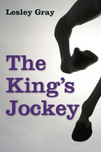 The King's Jockey by Lesley Gray book cover