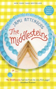 The Middlesteins by Jami Attenberg book cover