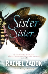 Sister-Sister by Rachel Zadok book cover
