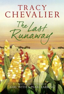 The Last Runaway by Tracy Chevalier book cover