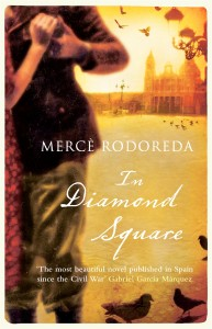 In Diamond Square by Merce Rodoreda book cover