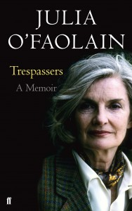 Trespassers - A Memoir by Julia O'Faolain book cover