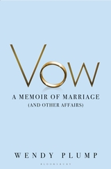 Vow by Wendy Plump book cover