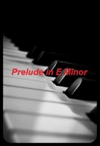 Prelude in E Minor by Anna Immanuel book cover