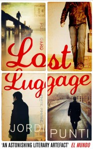 Lost Luggage by Jordi Punti book cover