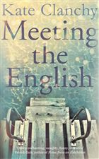 Meeting the English by Kate Clanchy book cover