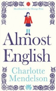 Almost English by Charlotte Mendelson book cover