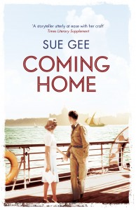 Coming Home by Sue Gee book cover
