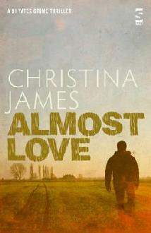 Almost Love by Christina James book cover