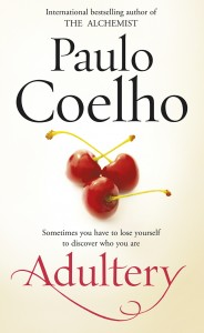 Adultery by Paulo Coelho book cover