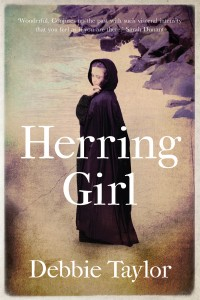 Herring Girl by Debbie Taylor book cover