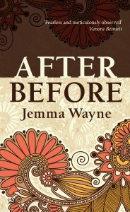 After Before by Jemma Wayne book cover